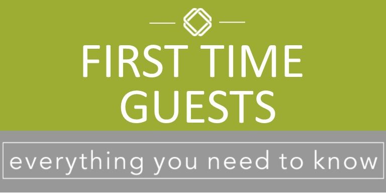 First-Time-Guests