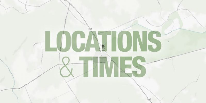 Locations-Times